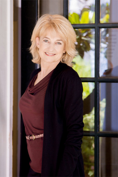 Anita Yoder, Master Esthetician and The Beauty Spa owner